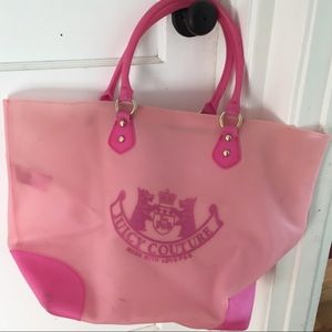 Women s Juicy Couture Jelly Bag on Poshmark a7a48cb388